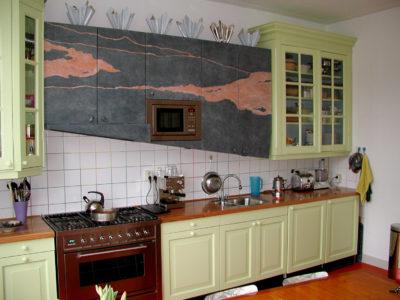 Keuken Oud & Nieuw